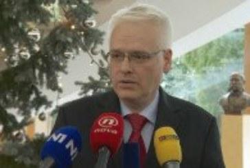 Predsjednik Josipović u novogodišnjoj poslanici poželio mir, zajedništvo i ljubav