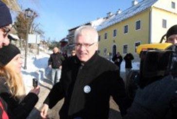 Predsjednički izbori 2014./2015.: Ivo Josipović odgovara HDZ-u: Samo sam citirao presudu zagebačkog suda