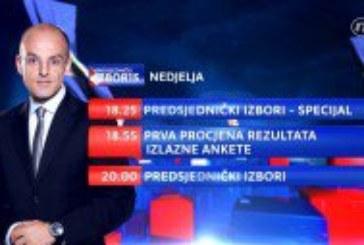 Televizijski pobjednici prvog kruga – tim Nove TV spreman je za izbornu nedjelju