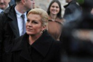 Kolinda Grabar Kitarović odbacuje optužbe da je marioneta HDZ-a