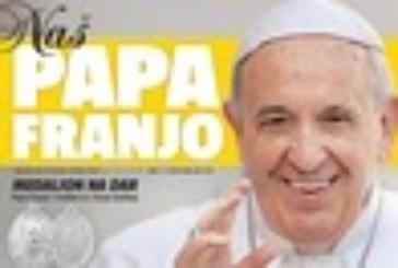 Naš Papa Franjo – magazin koji nam vraća vjeru u ljude i život
