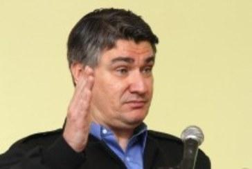 HDZ: Kukavički je od Milanovića što još uvijek taji datum izbora