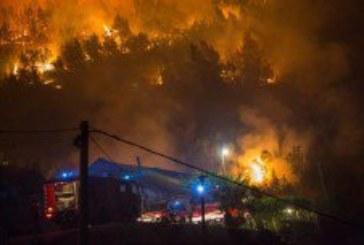 Kolinda Grabar Kitarović obišla istarske vatrogasce