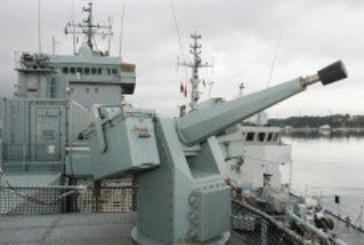 NATO brodovi uplovili u splitsku Vojnu luku Loru