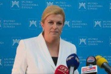 Predsjednica se oglasila o smaknuću Tomislava Salopeka