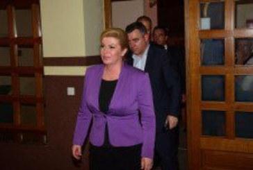 Kolinda Grabar Kitarović: Jake institucije vode k napretku