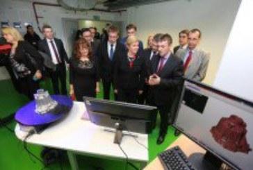 Predsjednica Grabar Kitarović pustila u puni pogon superračunalo 'Bura'