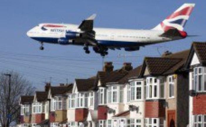 Britanski putnički zrakoplov udarila bespilotna letjelica
