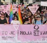 Pobjeda tolerancije: Splitski Pride završio bez izgreda
