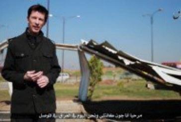 Islamska država objavila novu snimku Johna Cantlieja