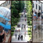Vremenska prognoza: Sunčano uz pljuskove i grmljavinu