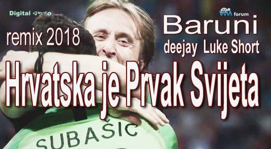 Hrvatska je Prvak Svijeta