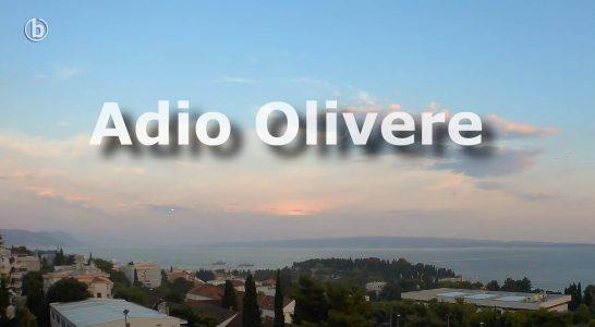 Adio Olivere, naš Oliver Dragojević veličanstveno ispraćen iz Splita
