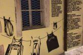 Mural Jugoplastike u Splitu, Dominisova ulica, zašto je izbrisan?