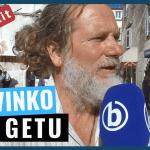 Vinko u splitskom Getu i novi mikrofon