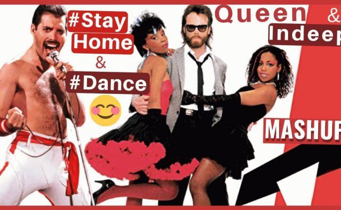 #OstaniDoma i slušaj Indeep vs. Queen; – Mashup by Kapetan Bačvica