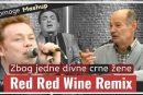 Zbog jedne divne crne žene Mashup – Red Red Wine Remix