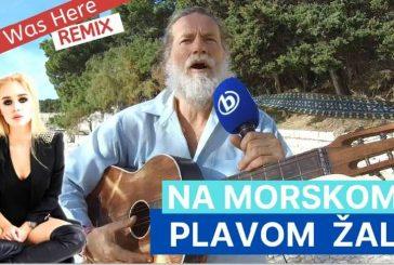 Na Morskome Plavom Žalu – Vinko Gvozdanović