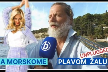 Na Morskome Plavom Žalu Unplugged